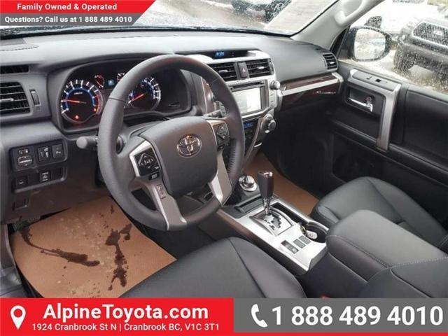 2019 Toyota 4Runner SR5 (Stk: 5660221) in Cranbrook - Image 9 of 17