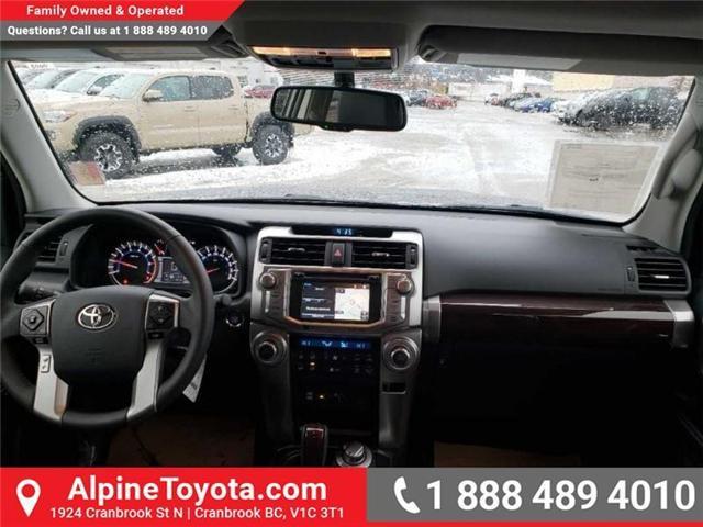 2019 Toyota 4Runner SR5 (Stk: 5660221) in Cranbrook - Image 10 of 17