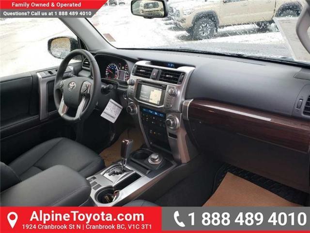 2019 Toyota 4Runner SR5 (Stk: 5660221) in Cranbrook - Image 11 of 17