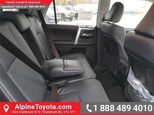 2019 Toyota 4Runner SR5 (Stk: 5660221) in Cranbrook - Image 16 of 17