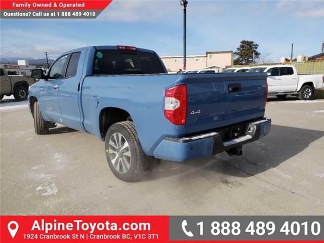 2019 Toyota Tundra Limited 5.7L V8 (Stk: X813922) in Cranbrook - Image 3 of 15