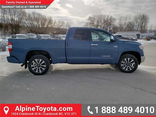 2019 Toyota Tundra Limited 5.7L V8 (Stk: X813922) in Cranbrook - Image 6 of 15
