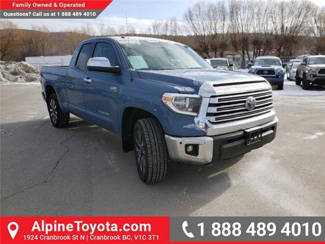 2019 Toyota Tundra Limited 5.7L V8 (Stk: X813922) in Cranbrook - Image 7 of 15