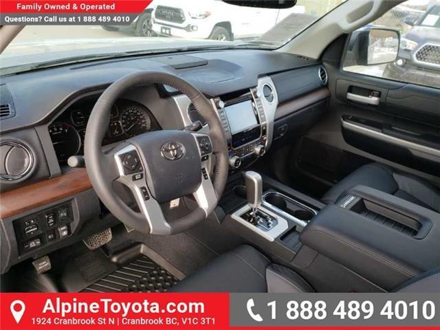 2019 Toyota Tundra Limited 5.7L V8 (Stk: X815531) in Cranbrook - Image 9 of 15