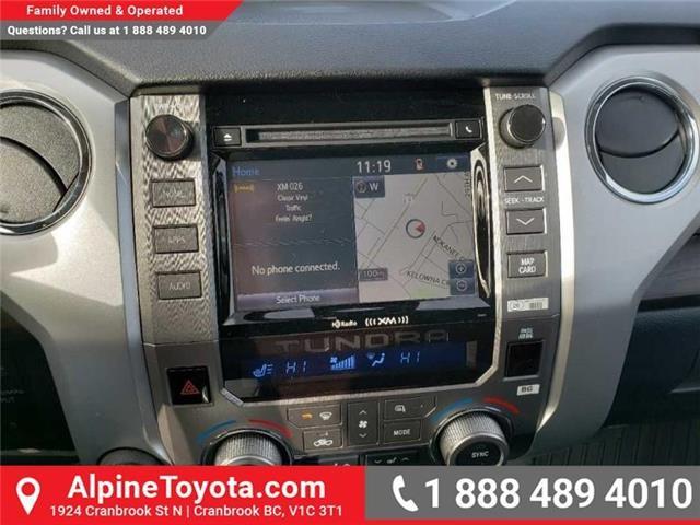 2019 Toyota Tundra Limited 5.7L V8 (Stk: X815531) in Cranbrook - Image 12 of 15