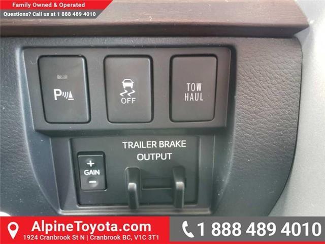2019 Toyota Tundra Limited 5.7L V8 (Stk: X815531) in Cranbrook - Image 15 of 15