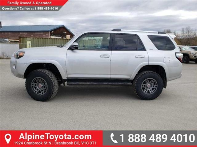 2019 Toyota 4Runner SR5 (Stk: 5663705) in Cranbrook - Image 2 of 19