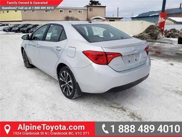 2019 Toyota Corolla XSE Package (Stk: C236138) in Cranbrook - Image 3 of 15
