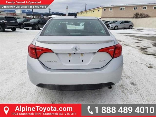 2019 Toyota Corolla XSE Package (Stk: C236138) in Cranbrook - Image 4 of 15