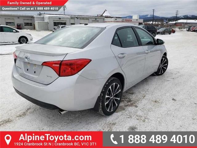 2019 Toyota Corolla XSE Package (Stk: C236138) in Cranbrook - Image 5 of 15