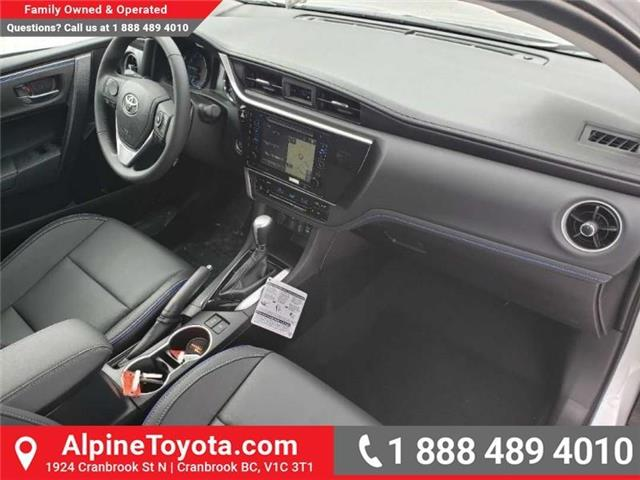 2019 Toyota Corolla XSE Package (Stk: C236138) in Cranbrook - Image 10 of 15