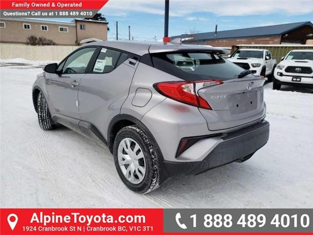 2019 Toyota C-HR FWD LE (Stk: R081200) in Cranbrook - Image 3 of 14