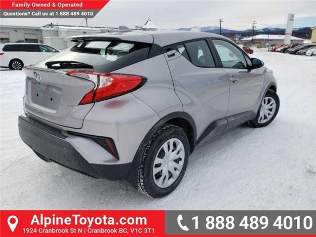2019 Toyota C-HR FWD LE (Stk: R081200) in Cranbrook - Image 5 of 14