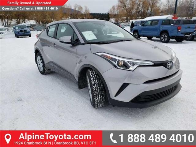 2019 Toyota C-HR FWD LE (Stk: R081200) in Cranbrook - Image 7 of 14