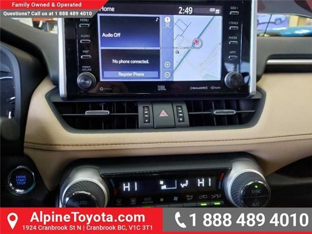 2019 Toyota RAV4 Limited (Stk: W012125) in Cranbrook - Image 12 of 21