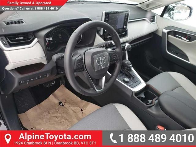 2019 Toyota RAV4 Limited (Stk: W018817) in Cranbrook - Image 9 of 19