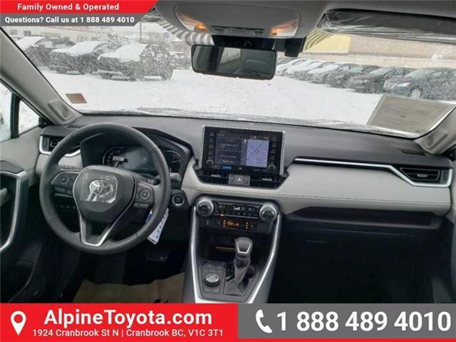 2019 Toyota RAV4 Limited (Stk: W018817) in Cranbrook - Image 10 of 19