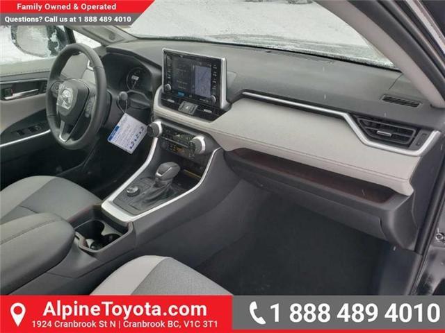 2019 Toyota RAV4 Limited (Stk: W018817) in Cranbrook - Image 11 of 19