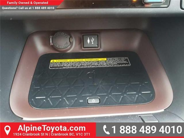 2019 Toyota RAV4 Limited (Stk: W018817) in Cranbrook - Image 14 of 19