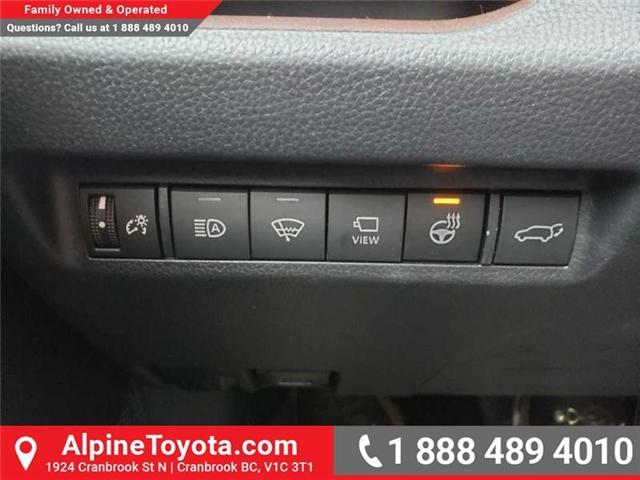 2019 Toyota RAV4 Limited (Stk: W018817) in Cranbrook - Image 15 of 19