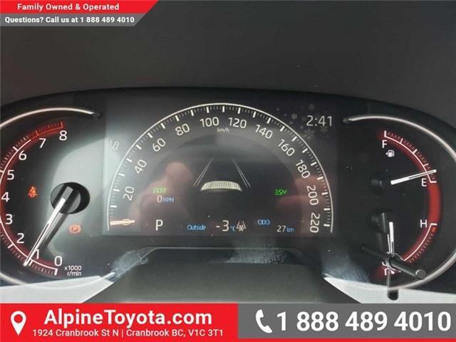 2019 Toyota RAV4 Limited (Stk: W018817) in Cranbrook - Image 16 of 19