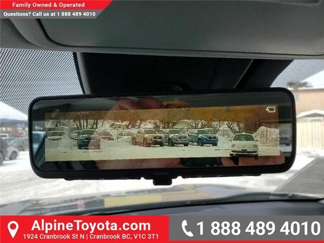 2019 Toyota RAV4 Limited (Stk: W018817) in Cranbrook - Image 17 of 19