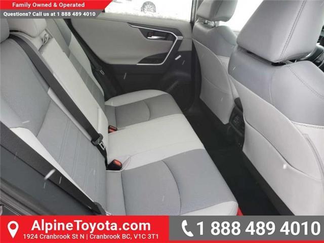 2019 Toyota RAV4 Limited (Stk: W018817) in Cranbrook - Image 19 of 19
