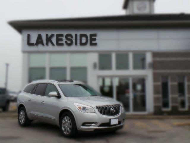 2016 Buick Enclave Premium (Stk: B9269A) in Southampton - Image 1 of 18