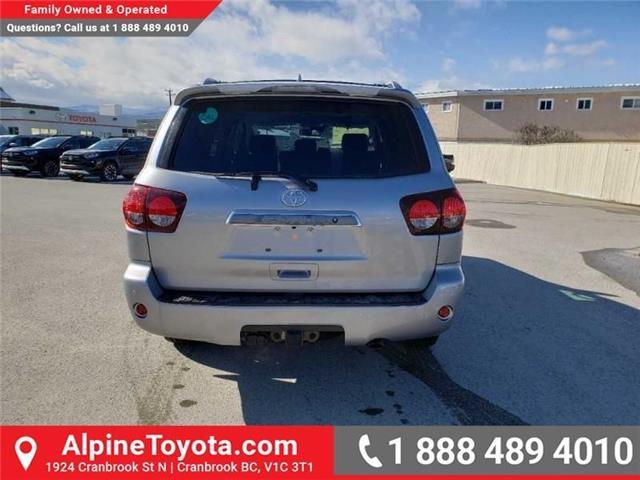 2019 Toyota Sequoia Limited 5.7L V8 (Stk: S169864) in Cranbrook - Image 4 of 15