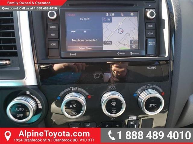 2019 Toyota Sequoia Limited 5.7L V8 (Stk: S169864) in Cranbrook - Image 12 of 15