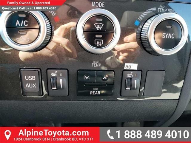 2019 Toyota Sequoia Limited 5.7L V8 (Stk: S169864) in Cranbrook - Image 13 of 15