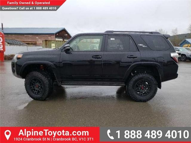 2019 Toyota 4Runner SR5 (Stk: 5672302) in Cranbrook - Image 2 of 17