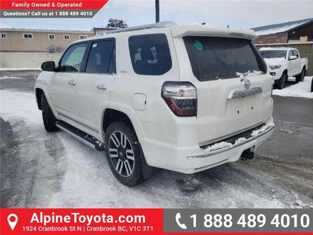 2019 Toyota 4Runner SR5 (Stk: 5672637) in Cranbrook - Image 3 of 16