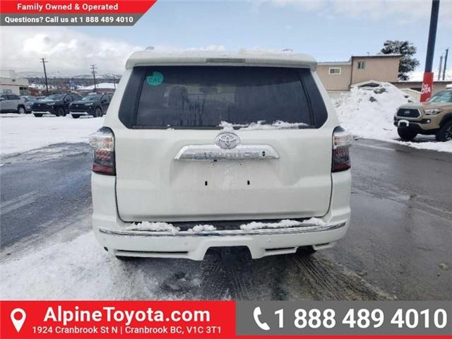 2019 Toyota 4Runner SR5 (Stk: 5672637) in Cranbrook - Image 4 of 16