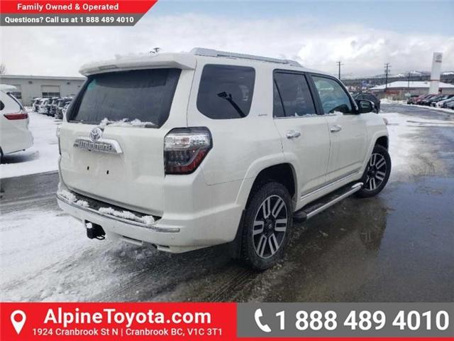2019 Toyota 4Runner SR5 (Stk: 5672637) in Cranbrook - Image 5 of 16