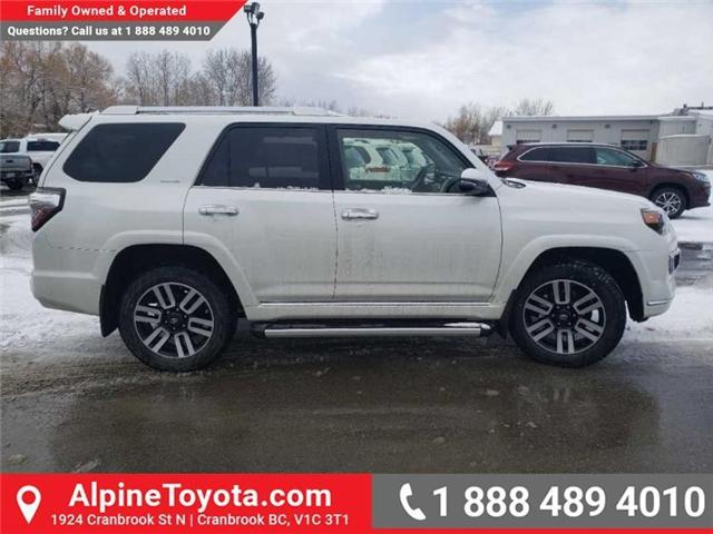 2019 Toyota 4Runner SR5 (Stk: 5672637) in Cranbrook - Image 6 of 16