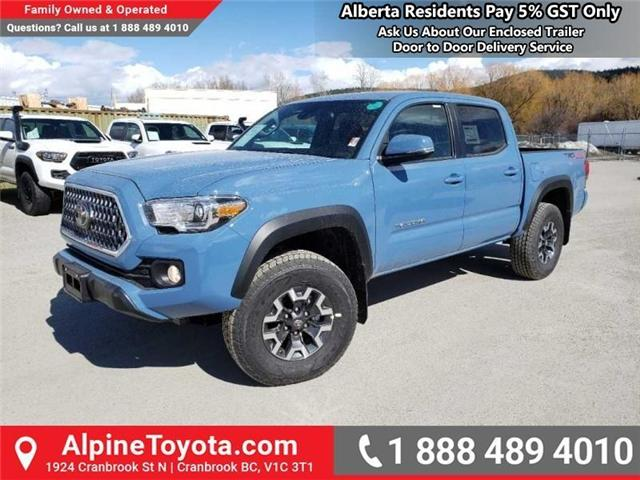 2019 Toyota Tacoma TRD Off Road (Stk: X183655) in Cranbrook - Image 1 of 15
