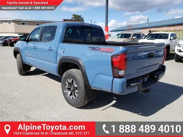 2019 Toyota Tacoma TRD Off Road (Stk: X183655) in Cranbrook - Image 3 of 15