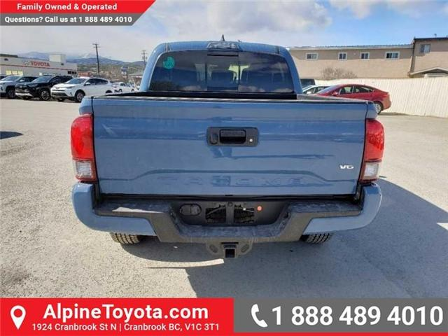 2019 Toyota Tacoma TRD Off Road (Stk: X183655) in Cranbrook - Image 4 of 15