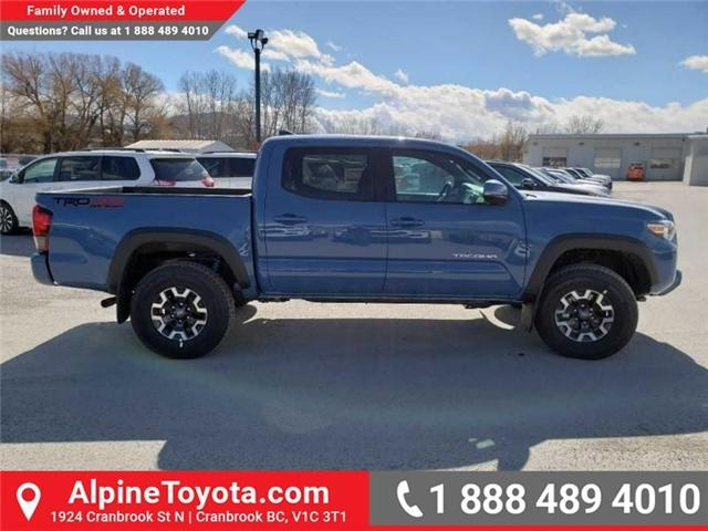 2019 Toyota Tacoma TRD Off Road (Stk: X183655) in Cranbrook - Image 6 of 15