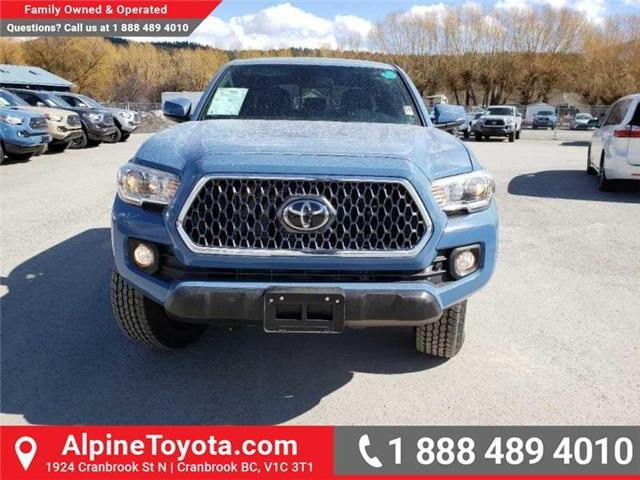 2019 Toyota Tacoma TRD Off Road (Stk: X183655) in Cranbrook - Image 8 of 15