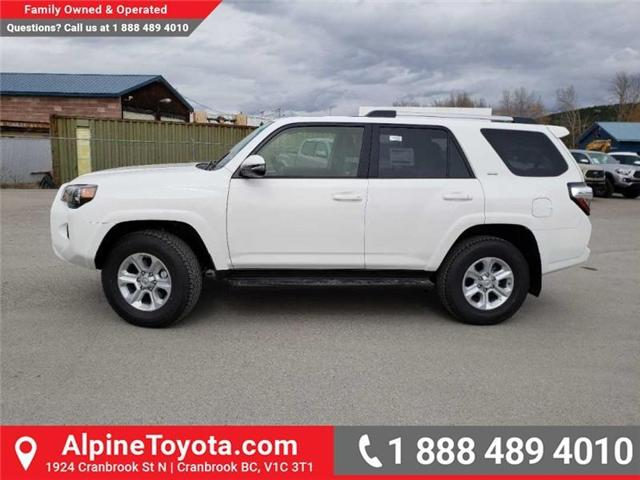 2019 Toyota 4Runner SR5 (Stk: 5679142) in Cranbrook - Image 2 of 15