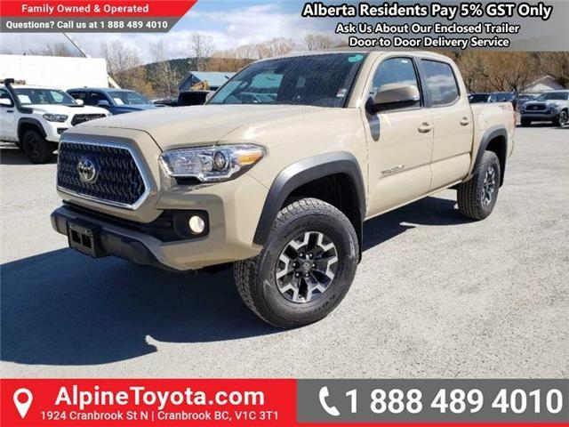 2019 Toyota Tacoma TRD Off Road (Stk: X185409) in Cranbrook - Image 1 of 15