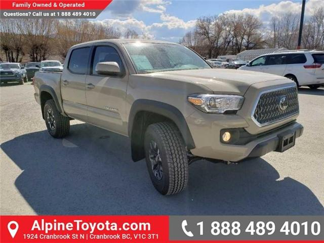 2019 Toyota Tacoma TRD Off Road (Stk: X185409) in Cranbrook - Image 7 of 15