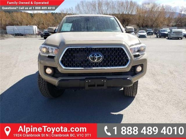 2019 Toyota Tacoma TRD Off Road (Stk: X185409) in Cranbrook - Image 8 of 15