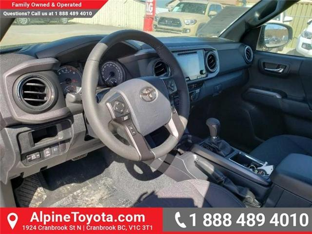 2019 Toyota Tacoma TRD Off Road (Stk: X185409) in Cranbrook - Image 9 of 15
