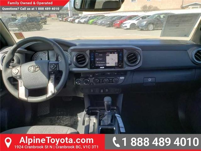 2019 Toyota Tacoma TRD Off Road (Stk: X185409) in Cranbrook - Image 10 of 15