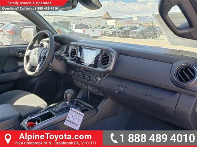 2019 Toyota Tacoma TRD Off Road (Stk: X185409) in Cranbrook - Image 11 of 15