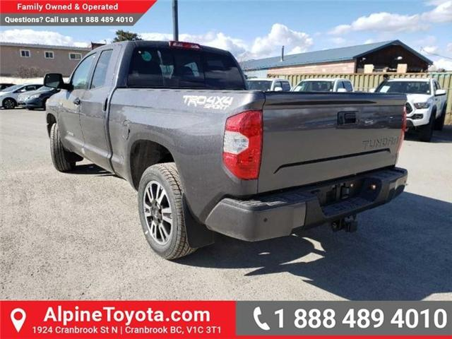 2019 Toyota Tundra TRD Sport Package (Stk: X825970) in Cranbrook - Image 3 of 14