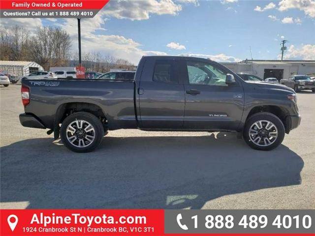 2019 Toyota Tundra TRD Sport Package (Stk: X825970) in Cranbrook - Image 6 of 14